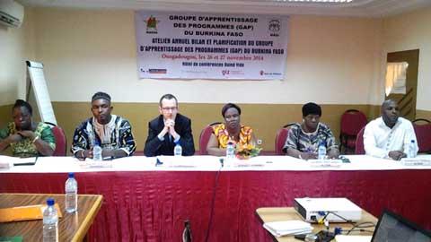 Protection de l'Enfance au Burkina: le GAP scrute ses actions et balise le terrain pour 2015