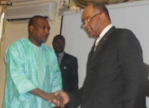 Ministère de l'Environnement et des Ressources halieutiques: Saïdou Maïga aux commandes