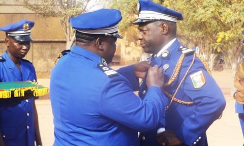 Gendarmerie nationale: 64 officiers et sous-officiers décorés