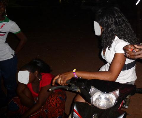 Bobo-Dioulasso sous couvre-feu: Tension de trésorerie chez les travailleuses du sexe