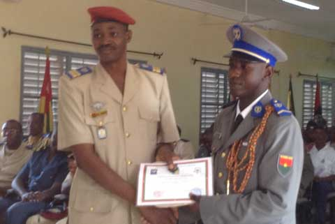 Ecole Militaire Technique De Ouagadougou (EMTO): 40 stagiaires outillés en maintenance et gestion de matériel militaire