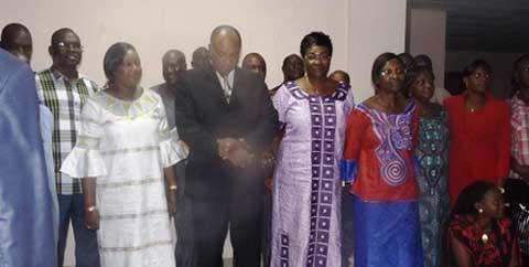 Ministère de la promotion de la femme et du genre: Bibiane Ouédraogo/ Boni installée dans ses fonctions