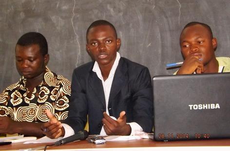 Université de Koudougou: Les étudiants en LMD pour des mesures transitoires.