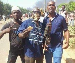 Les héros de l'insurrection (n°11): Issouf Zoungrana