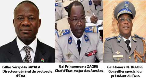 Le Burkina Faso de Michel Kafando. Chronique d'une transition «d'exception» (12)