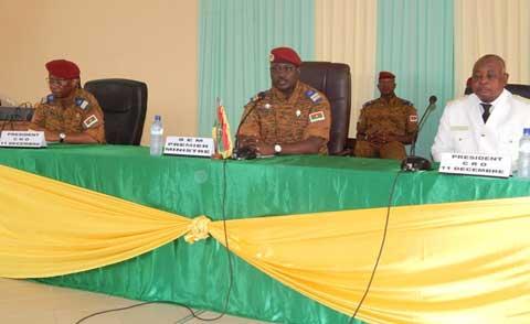 Le Premier Ministre à Dédougou: la mobilisation pour la renaissance   d'un Burkina nouveau lancée