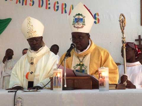 Eglise catholique: Le diocèse de Dori, 10 ans déjà!