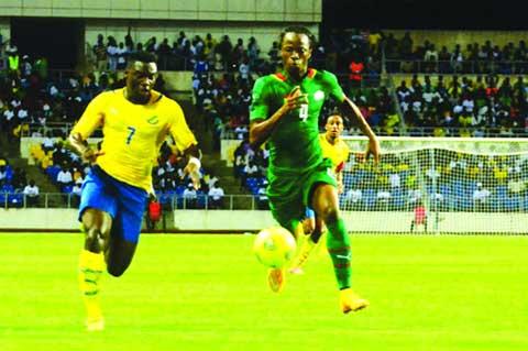 CAN 2015: le Burkina retrouve le Gabon