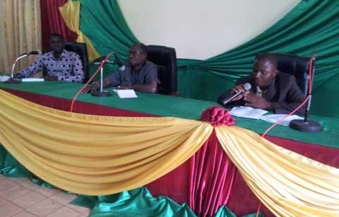 Bobo-Dioulasso: Les administrateurs civils réfléchissent à leur rôle dans un Burkina post-insurrectionnel