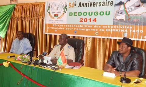 Comité national d'organisation du 11 décembre: «On est fin prêt pour débuter les activités à partir du 4 décembre