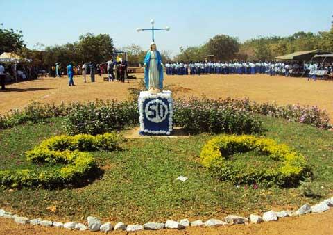 Jubilé d'or du Collège Sainte Marie de Ouahigouya: des actions pour rendre grâce au Seigneur