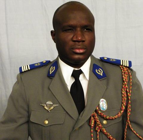 Présidence du Faso: Le commandant Théophile NIKIEMA, nouveau Chef d'Etat-major particulier