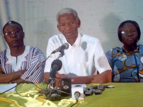 Insurrection populaire au Burkina: L'ADF-RDA demande pardon