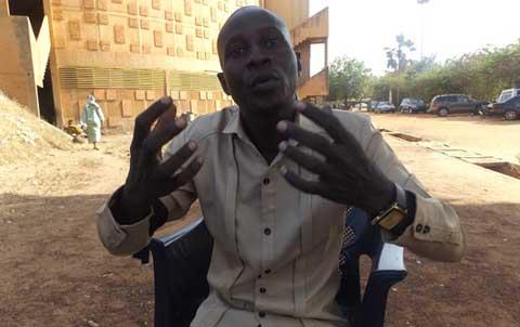 Les héros de l'insurrection populaire (n°12): Marcel Tankoano