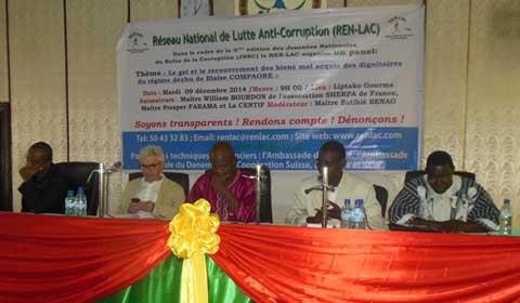 «Aucune immunité ne pourrait être opposée par Blaise Compaoré et par aucun de ses ministres», Me William Bourdon, président de l'association SHERPA