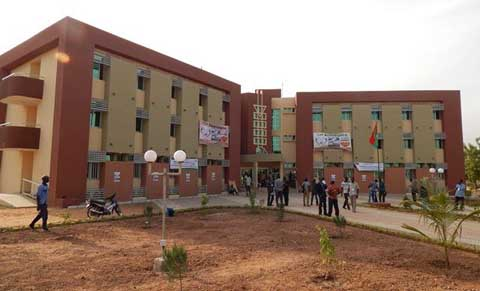 Fête de l'indépendance: L'incidence infrastructurelle à Dédougou