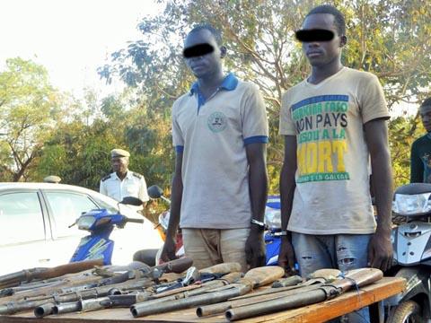 Lutte contre le grand banditisme: Un réseau de braqueurs démantelé par la police nationale