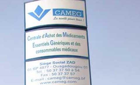 CAMEG: Des agents récusent la nomination de Mahamadou Compaoré