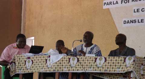 Doyé Zoubiéssé, secrétaire général adjoint de l'UNPCB: «Si Karim Traoré ne part pas, on assistera à l'insurrection des cultivateurs de coton»