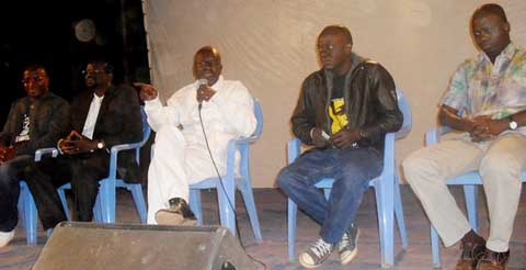Soirée d'hommage à Norbert Zongo: La justice au cœur des débats