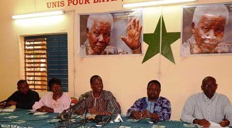 Journée d'hommage à Hama Arba Diallo: Le PDS/Metba annonce les couleurs