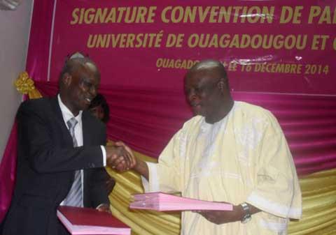 ONATEL- UO: Un partenariat gagnant-gagnant est né