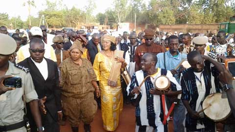 PDC: Saran Sérémé sonne la mobilisation dans le Sourou