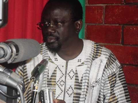 Discours du Président du Front Progressiste Sankariste (FPS) à l'occasion de sa  première rentrée politique