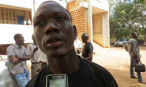 Mouvement d'humeur au ministère des transports: Le fauteuil du ministre Moumouni Guiguemdé en jeu