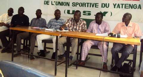Union Sportive du Yatenga: Des ambitions affichées pour remonter en D1