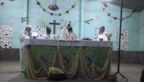 Fête de la Nativité: les élèves et étudiants de Koudougou étaient aussi de la partie