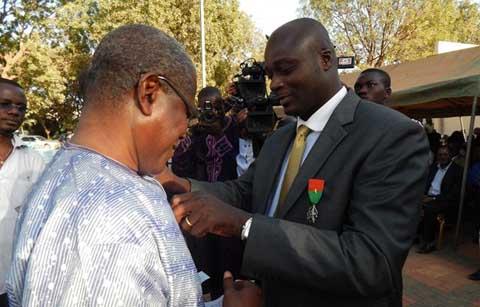 Ministère de la Communication: Des agents méritants distingués