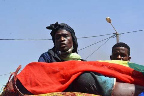 Les héros de l'insurrection populaire n°17: Massourou Guiro