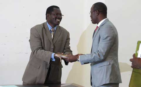 Premier ministère: Le Conseiller spécial Abdoulaye Soma installé dans ses fonctions