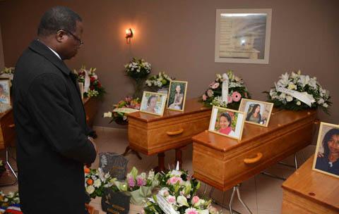 Crash du vol AH 5017 d'Air Algérie: Ultime hommage à la Famille Ouédraogo à Rouans en France