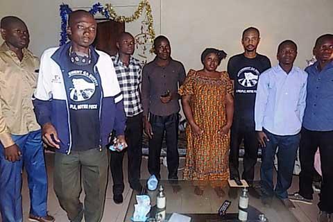 Insurrection populaire des 30 et 31 octobre: Le Mouvement «ça suffit» rend visite à des familles de victimes