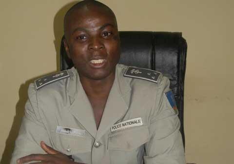 Abdoul Azize Yonli, Commissaire central de la ville de Bobo: «La règle première en matière de circulation c'est la prudence»