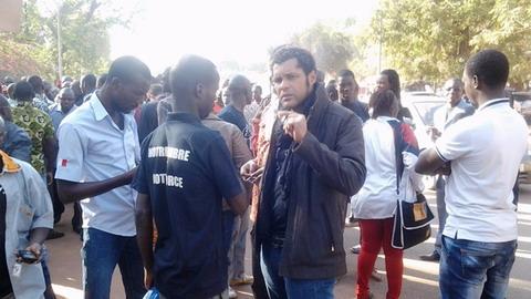 Affaire Moumouni Dieguimdé: le mouvement prend de l'ampleur