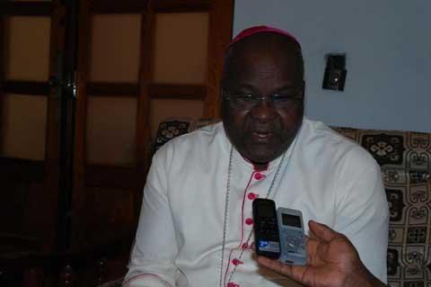 Vœux de Mgr Paul Ouédraogo, archevêque de Bobo, pour 2015: «Que Dieu nous donne les moyens de progresser ensemble sur ses chemins de pardon»