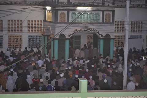 Mouloud 2015: A Ramatoulaye, les fidèles musulmans ont prié pour la cohésion sociale