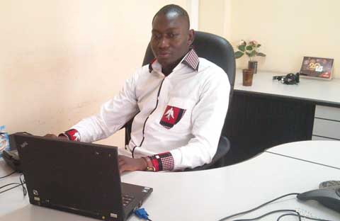 Pascal Tapsoba, coordonnateur général par intérim du mouvement «ça suffit»: «Il n'y a pas deux mouvements ça suffit»