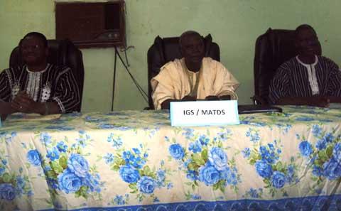 Gouvernorat du Nord: Le bâton de commandement désormais entre les mains de Hassane Sawadogo