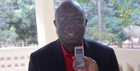 Vœu du pasteur Daniel Bouda de l'Eglise des Assemblées de Dieu de Colma pour 2015: «Nous demandons à Dieu de protéger notre pays»