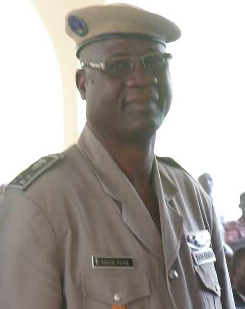 Vœu de Marcel Paré, Directeur régional de la police des Hauts-Bassins pour 2015: «Que 2015 soit une année de respect du code de la route»