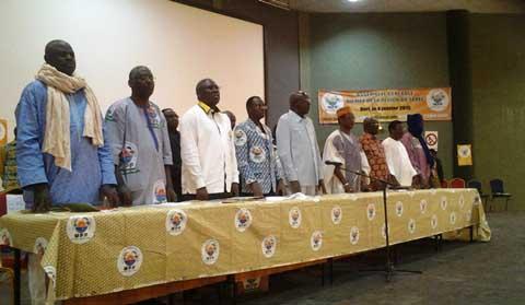 Vie politique nationale: le MPP sonne la mobilisation dans la région du Sahel