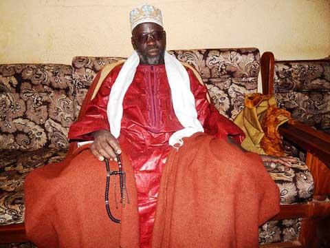 Vœux d'Almamy Traoré, Grand Imam de Dédougou, pour 2015: «des élections apaisées pour tous»