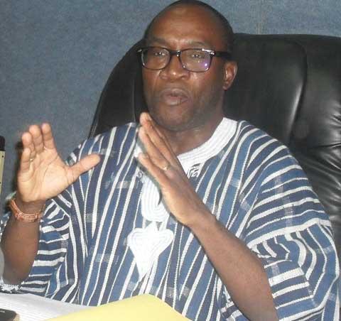Ministère des Infrastructures: Moumouni Diéguimdé  rend sa démission
