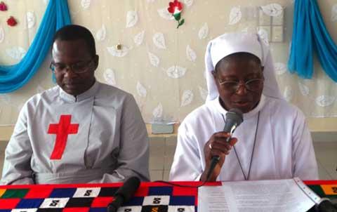 Gestion des conflits en Afrique de l'ouest: la contribution des religieuses autochtones