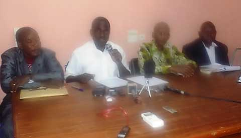Démission du ministre Moumouni Dieguemdé: Une victoire du peuple selon la CGT- B