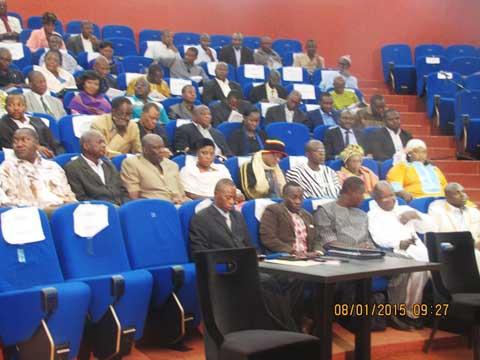 Conseil national de la transition: les députés auront désormais un salaire mensuel de 880 000 F Cfa